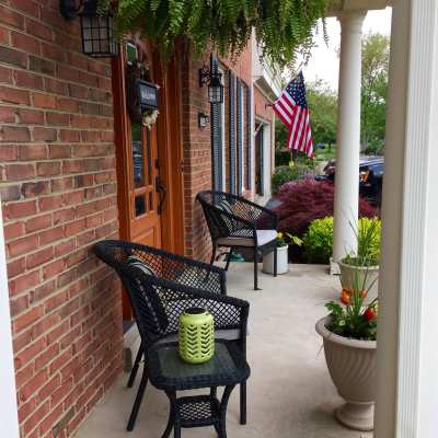 Spring Porch Update
