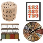 Using Number's in Decor