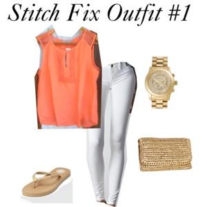 Stitch Fix Outfit #1