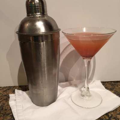 Fresh Blackberry Cocktail