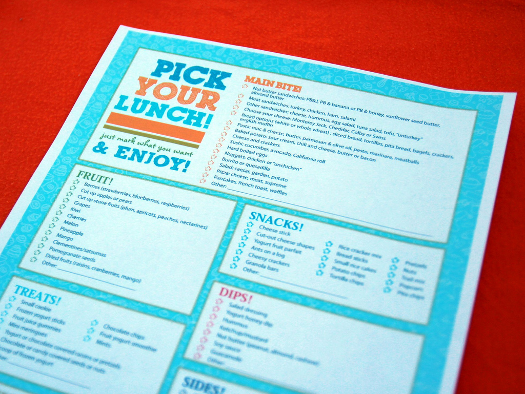 PickYourLunch_printable