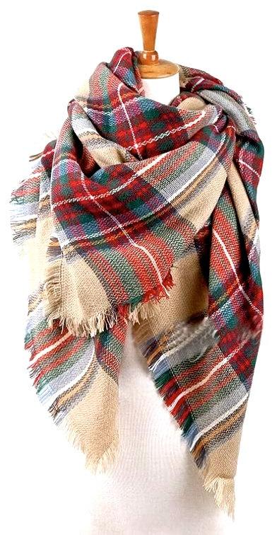 Scarves Blanket Scarf