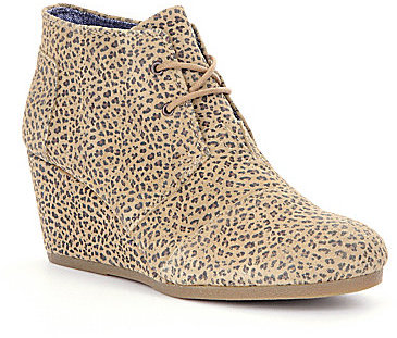 Toms Cheetah shoes