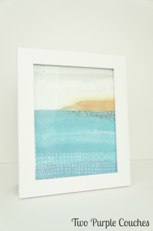 Link Party March- Framed Art