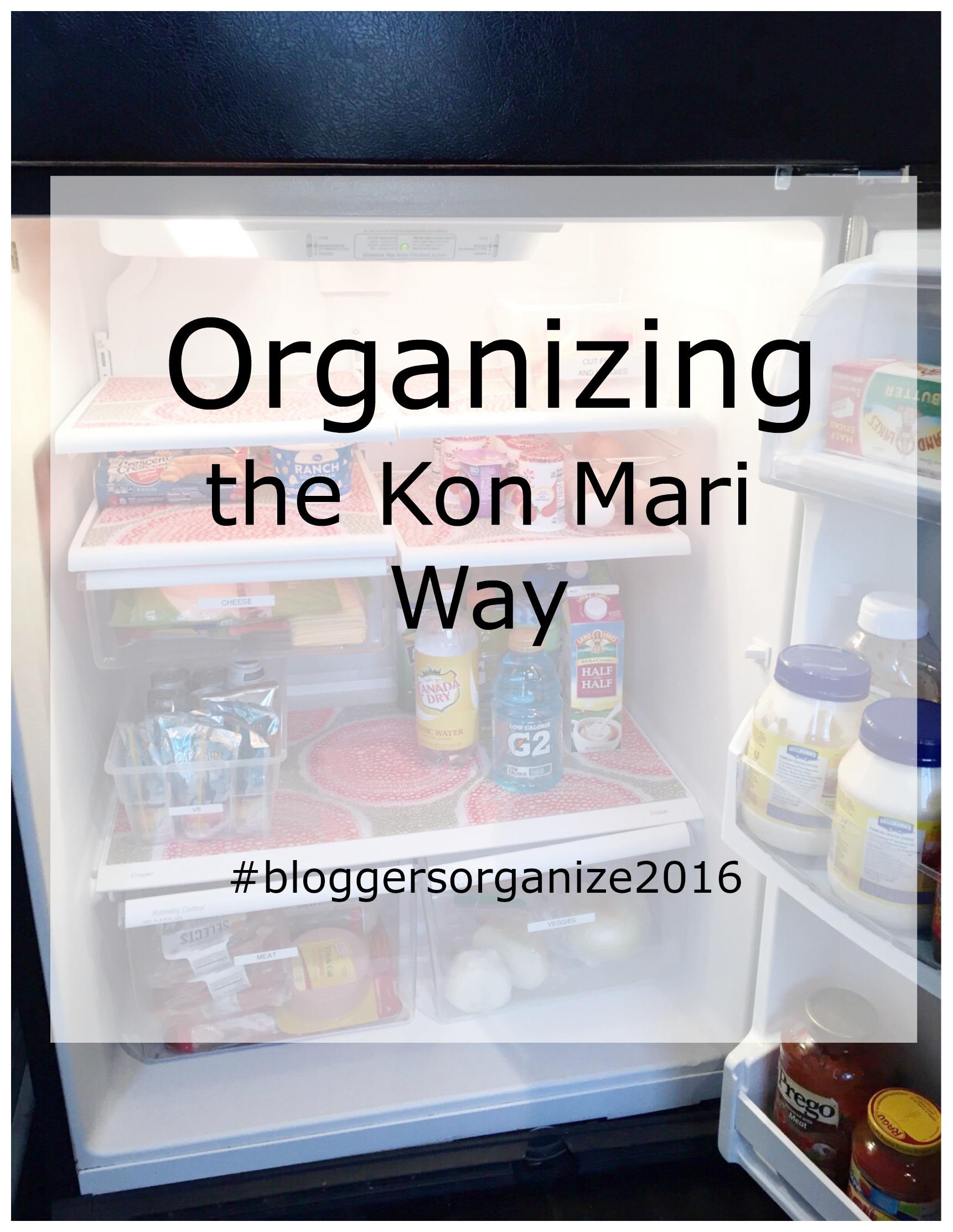 Kon Mari Organizing Project 3 Refrigerator Diy Deodorizer And A Printable