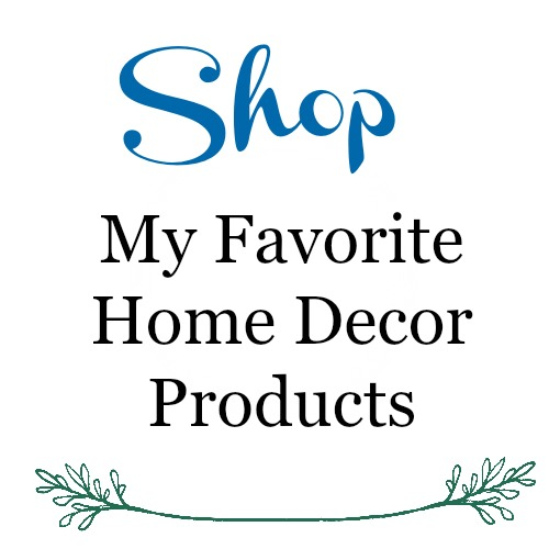 Shop my favorite home decor products by www.mylifefromhome.com