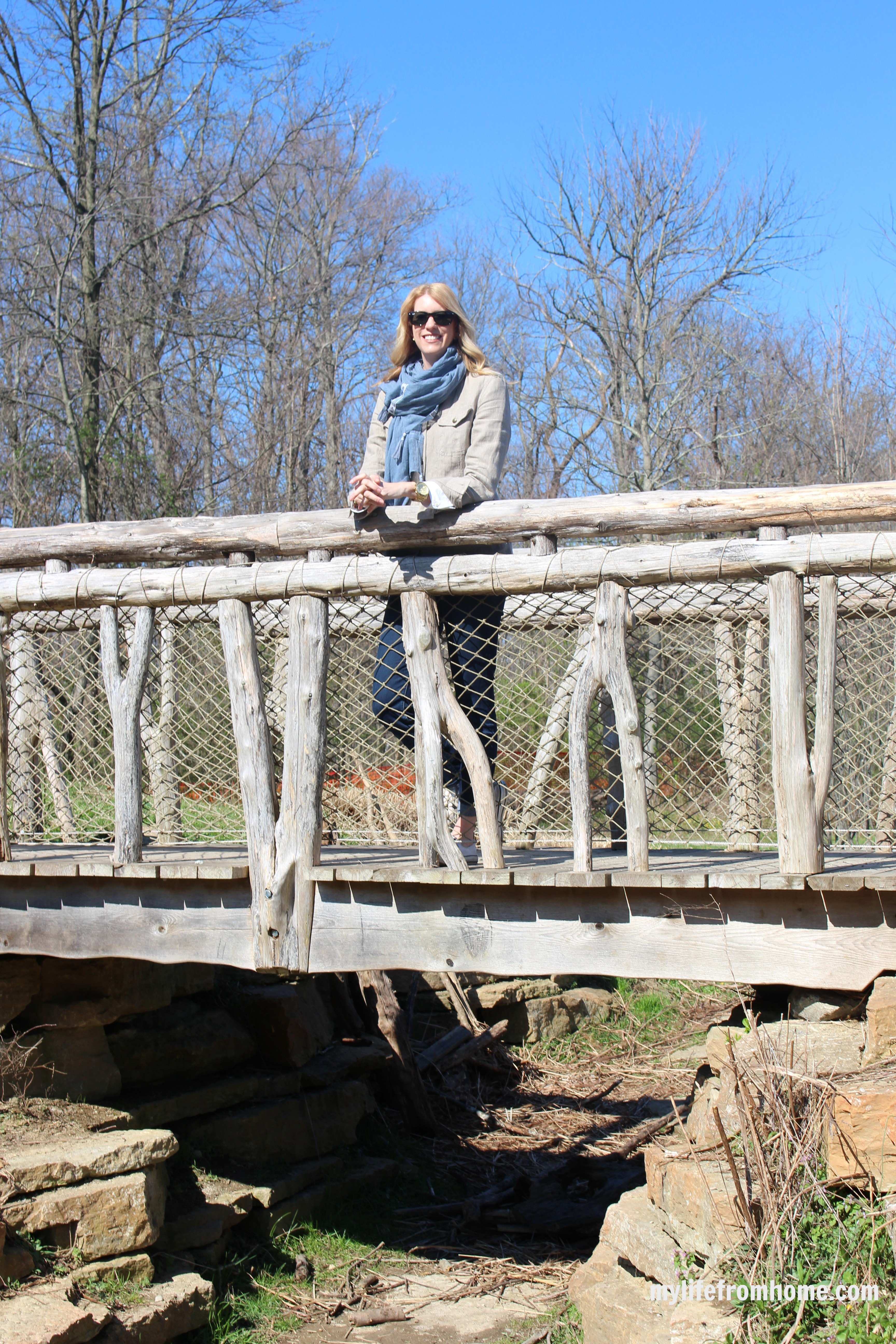 Spring Hike with Orvis Women's Spring Line by www.whitecottagehomeandliving.com