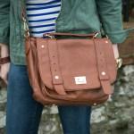 Spring Jacket & Crossbody Bag