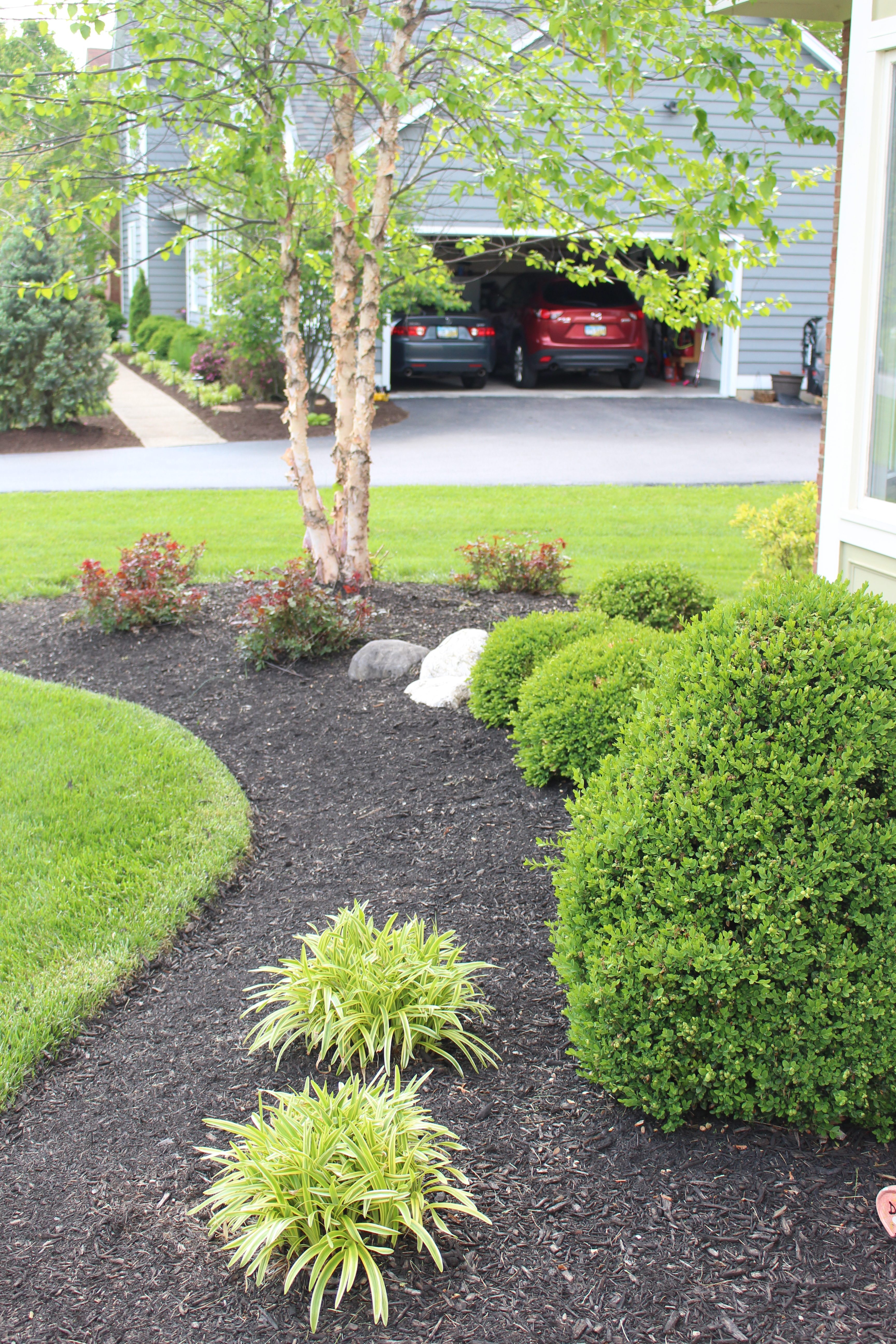 Landscape Lighting Areas by www.whitecottagehomeandliving.com