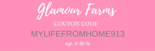 Glamour Farms Coupon Code