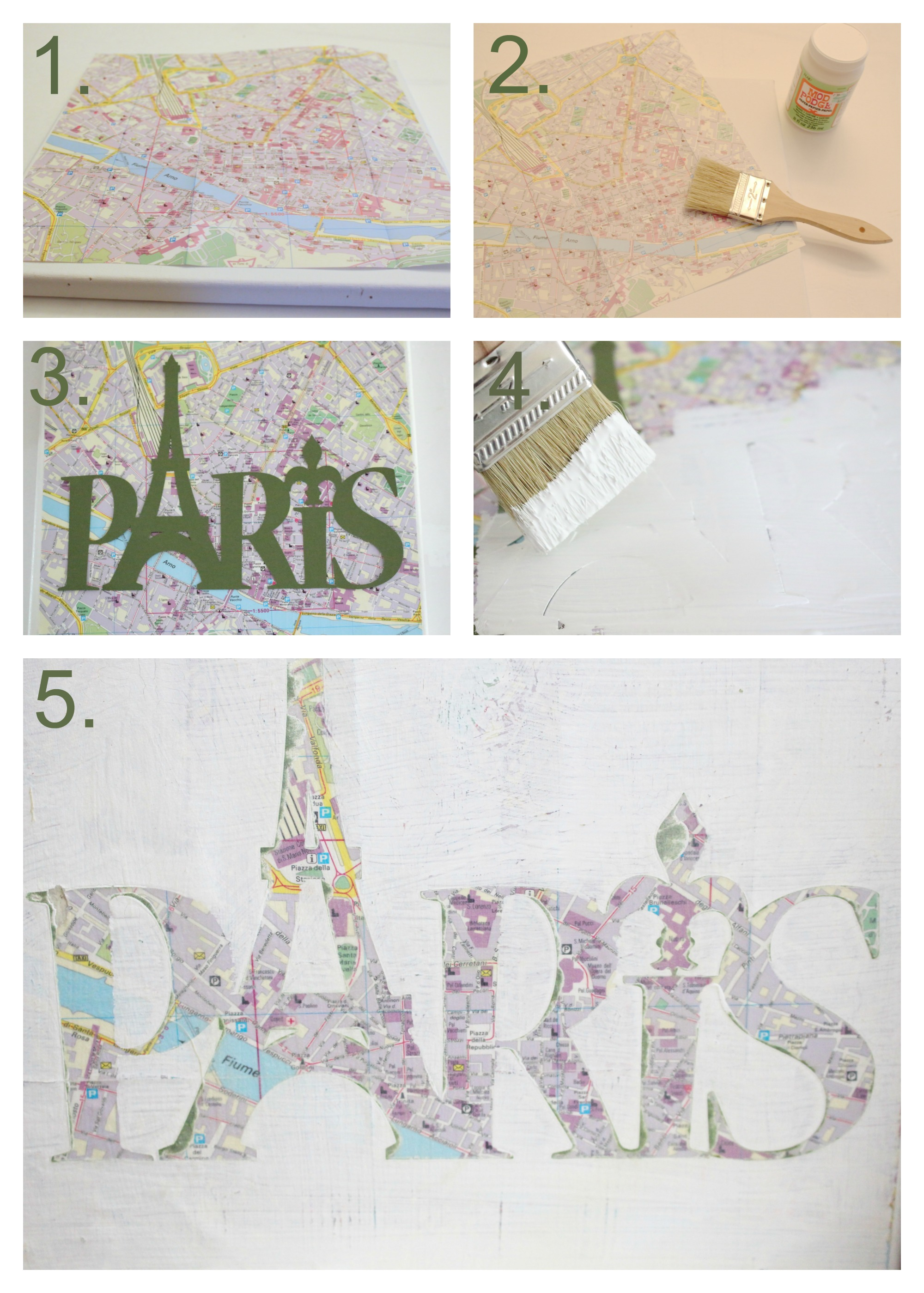 create-with-me-canvas-paris-project-step-by-step-instructions-to-making-a-map-canvas-mod-podge-project-painted-canvas-paris-art-project