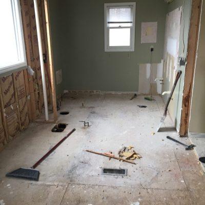 Master Bedroom & Bath Renovation~ The Before