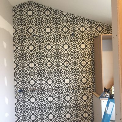 Master Bedroom & Bath Renovation Update~ Halfway there!