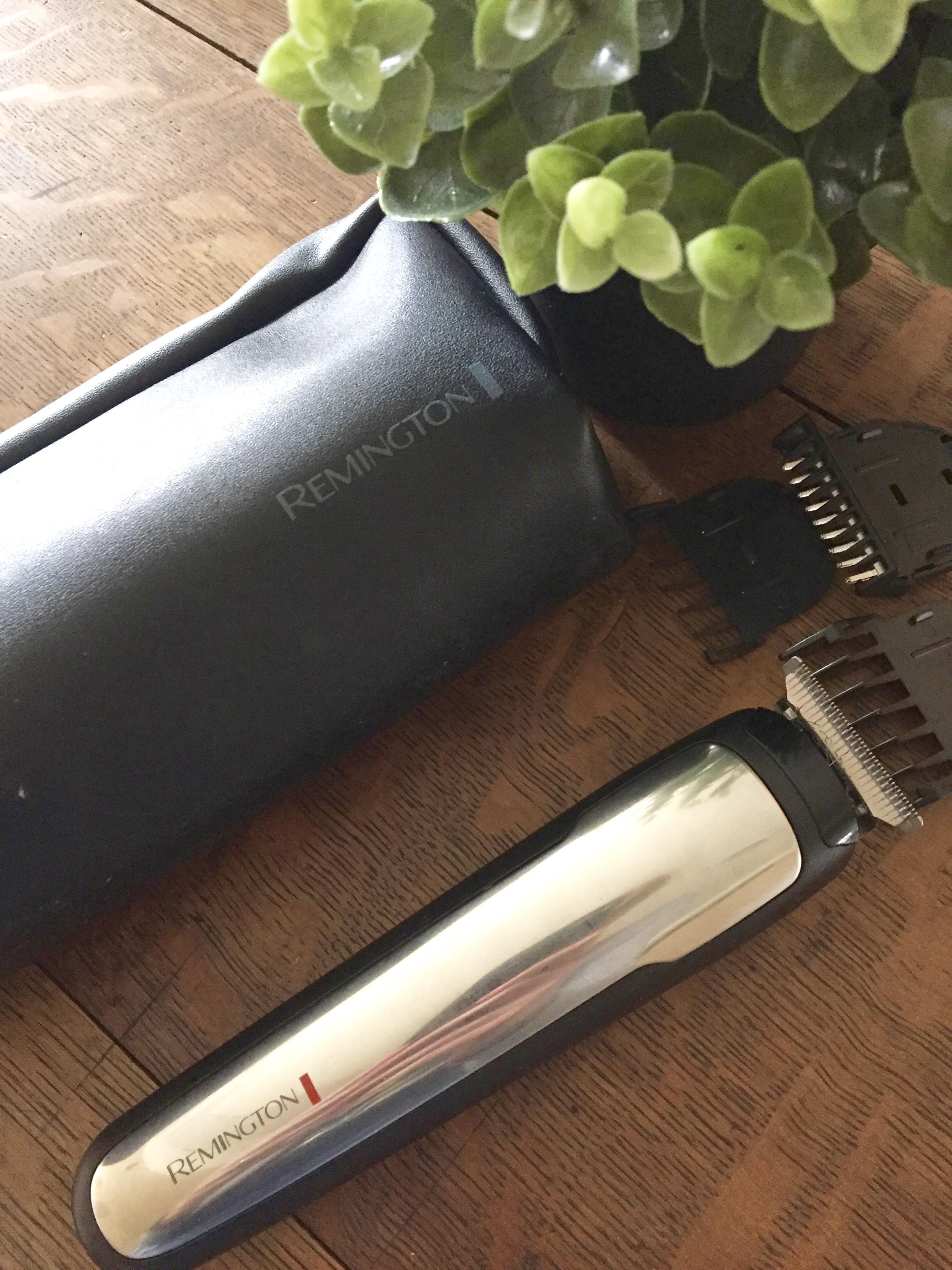 Beard Boss- Remington Beard Boss Perfecter- grooming a beard- beards- men's facial hair care- grooming tool- beauty