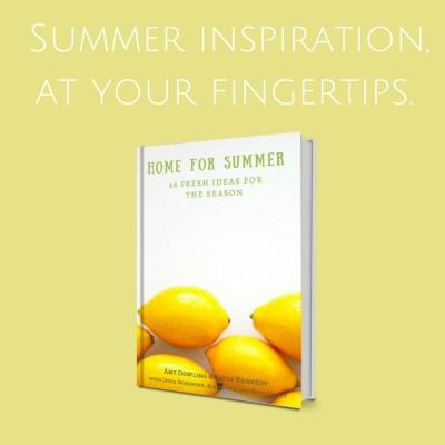 Home for Summer eBook~ Launchweek