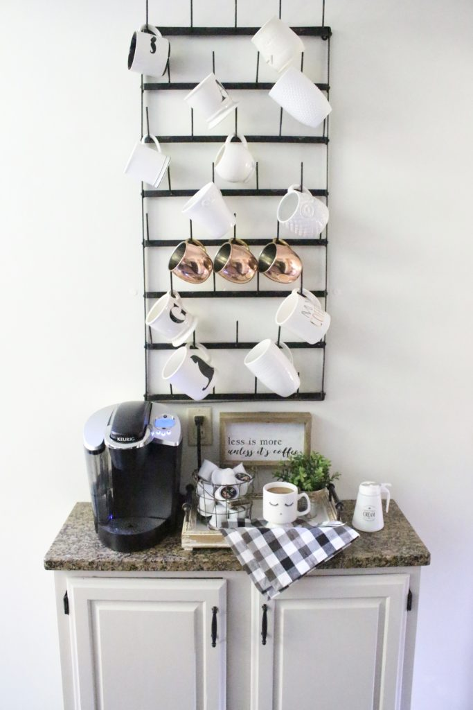 ... How To Set Up A Kitchen Coffee Station  Kitchen  Coffee  Station  Coffee  ...