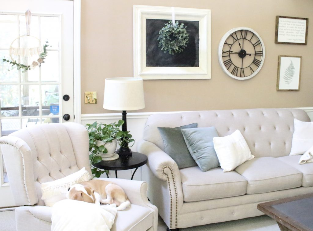 ... Fall Home Tour  Neutral U0026 Serene Fall Home Tour  Home Design  Home Decor