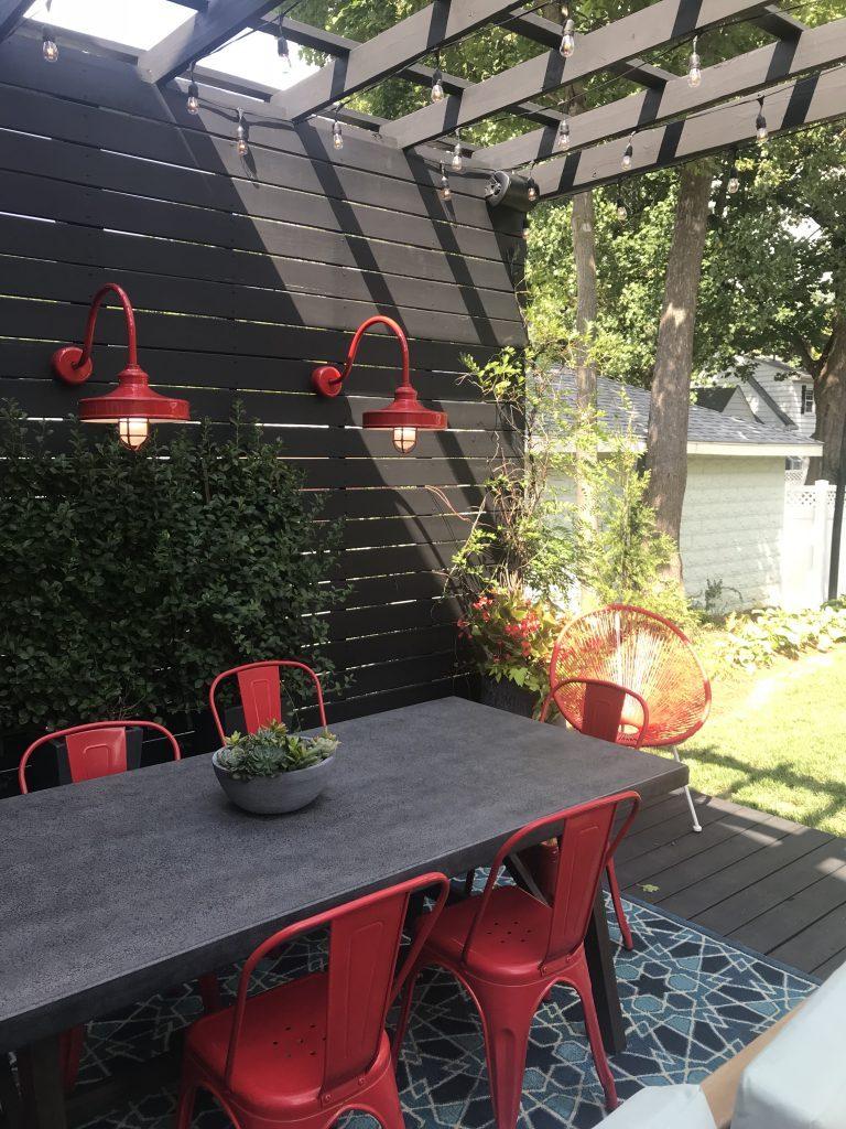 HGTV Dream Home Urban Oasis 2018- home design- Cincinnati- Brian Patrick Flynn- designer- Urban Home- color- decor- Home- giveaway- hgtv- outdoor living