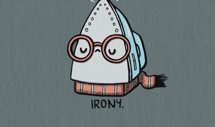 http://the-world-of-meat-logic.wikia.com/wiki/File:Irony-tshirt-logo-hr.jpg