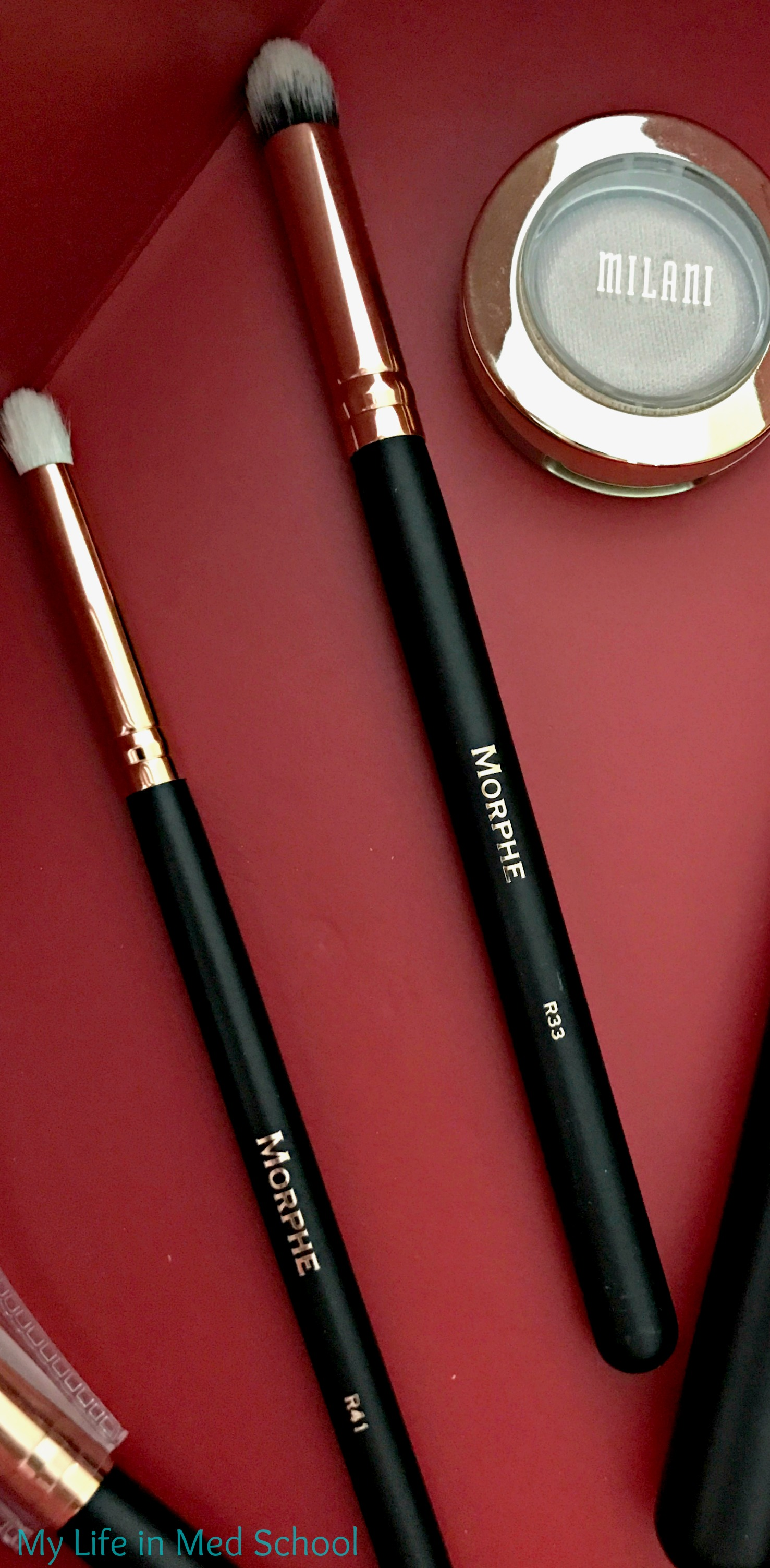 Morphe R33 and R41
