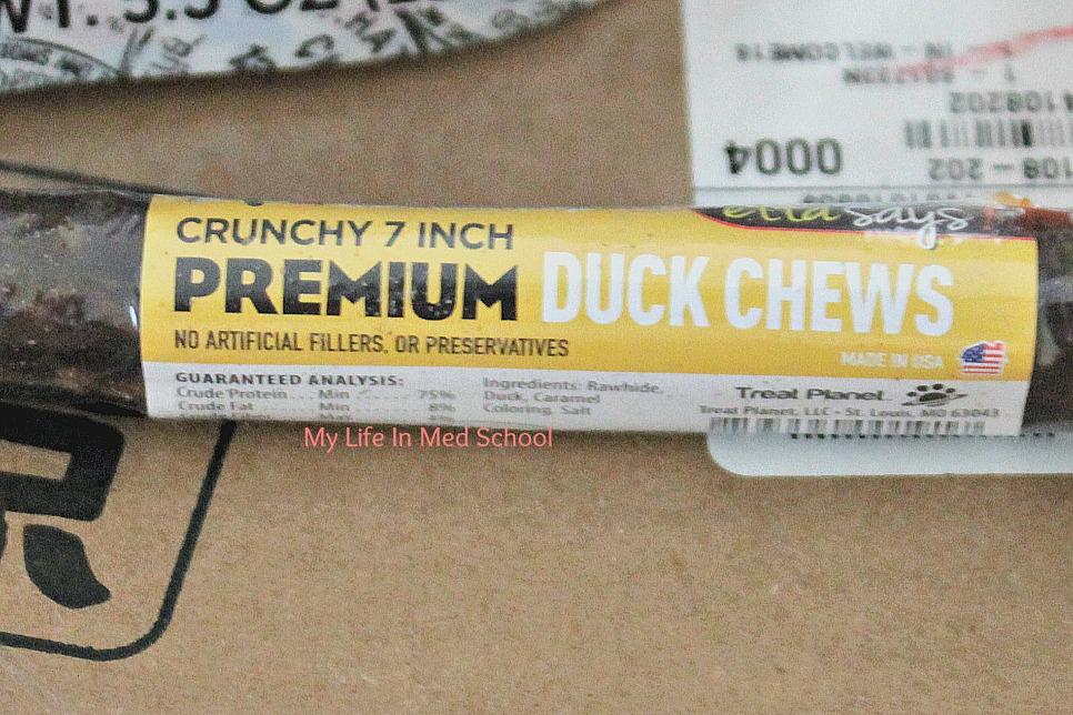 duck-chew