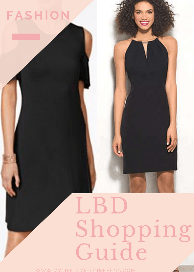 Little Black Dress Shopping Guide