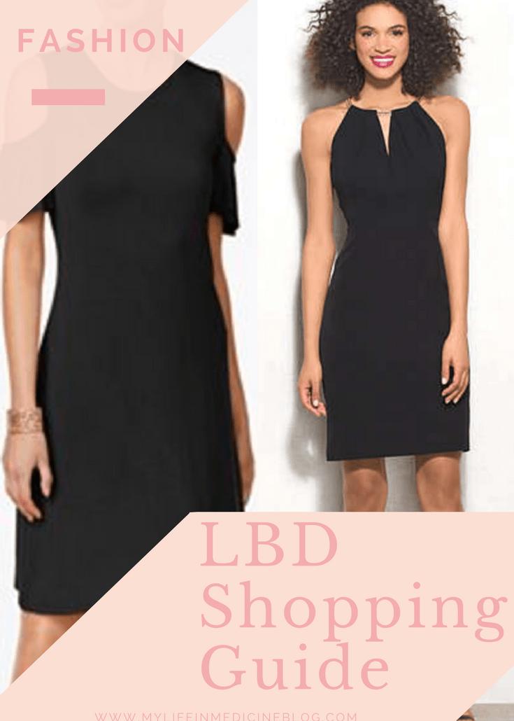 Little Black Dress Shopping Guide