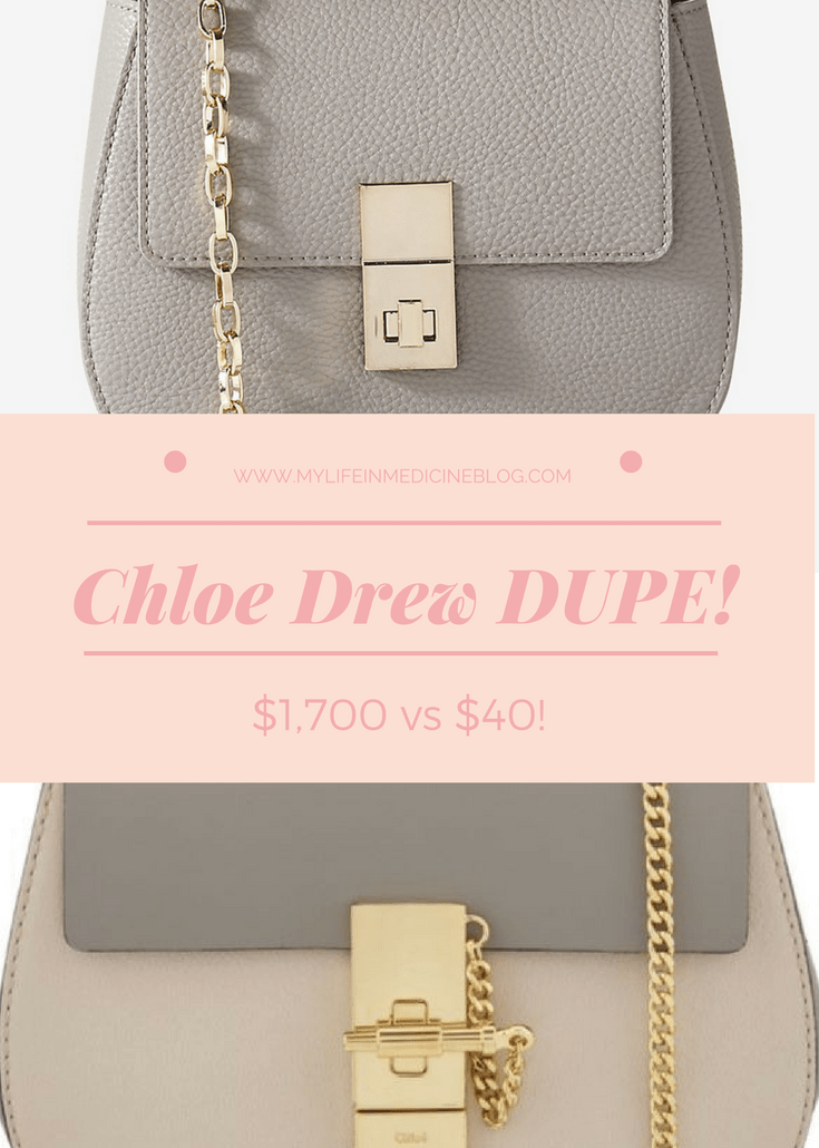 MUST HAVE Chloe Drew DUPE!