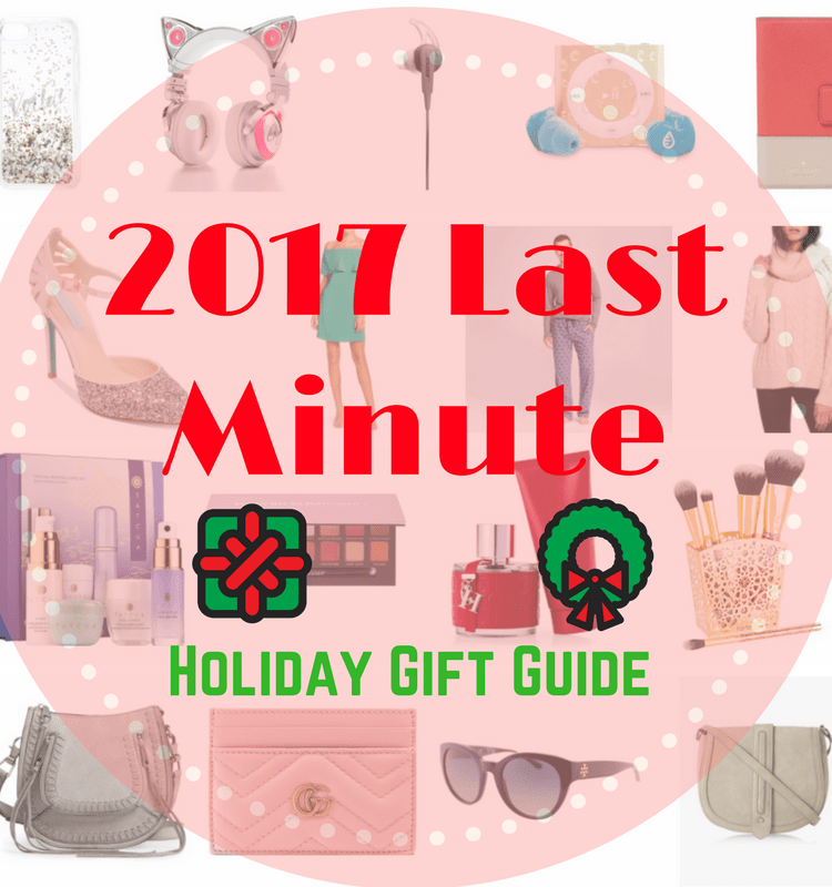Last Minute Holiday Guift Guide