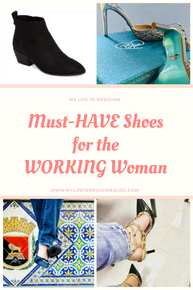 Shoes working women MUST have