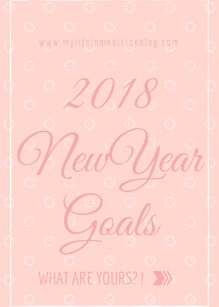 New Year, New Goals: Welcoming 2018