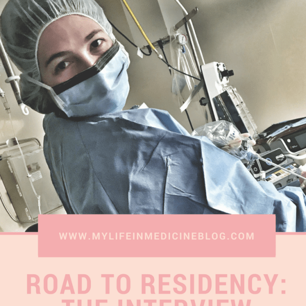 Road to Residency: The Interview Trail