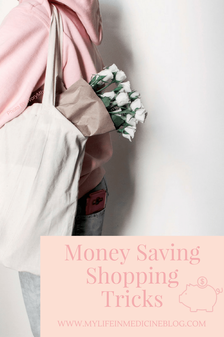 Money Saving Shopping Tricks