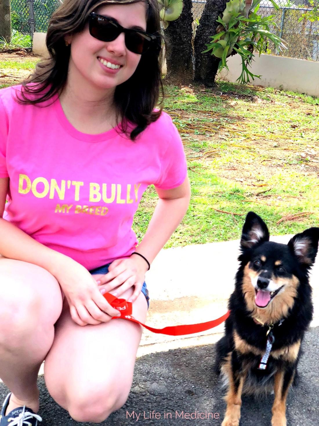 Rescue Pup Bella