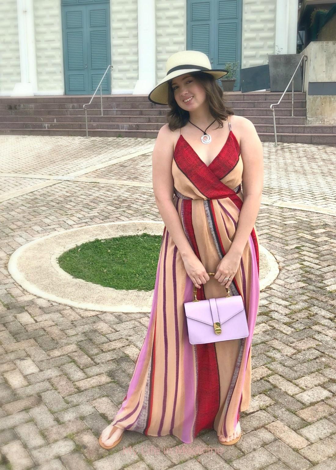 perfect summer maxi dress