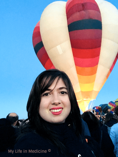 abq balloon fiesta morning