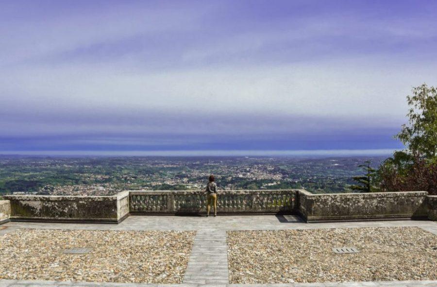 Sacro Monte di Varese: la Via Sacra e il borgo di Santa Maria del Monte