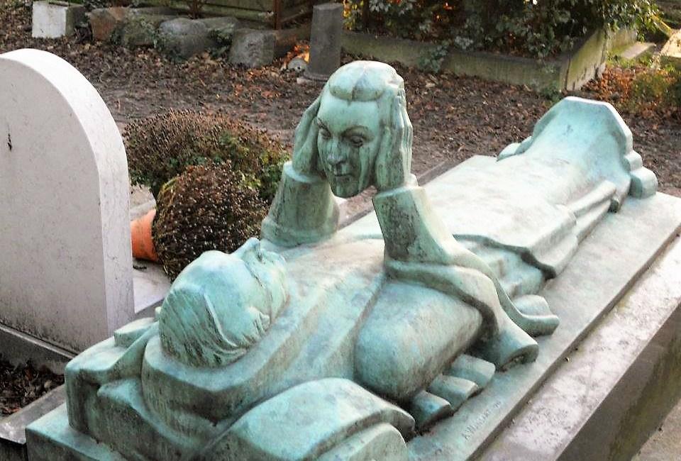 Una Parigi alternativa: il cimitero di Père Lachaise