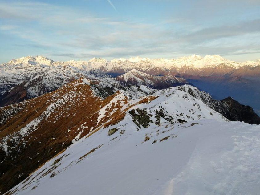 Alba in Val Strona