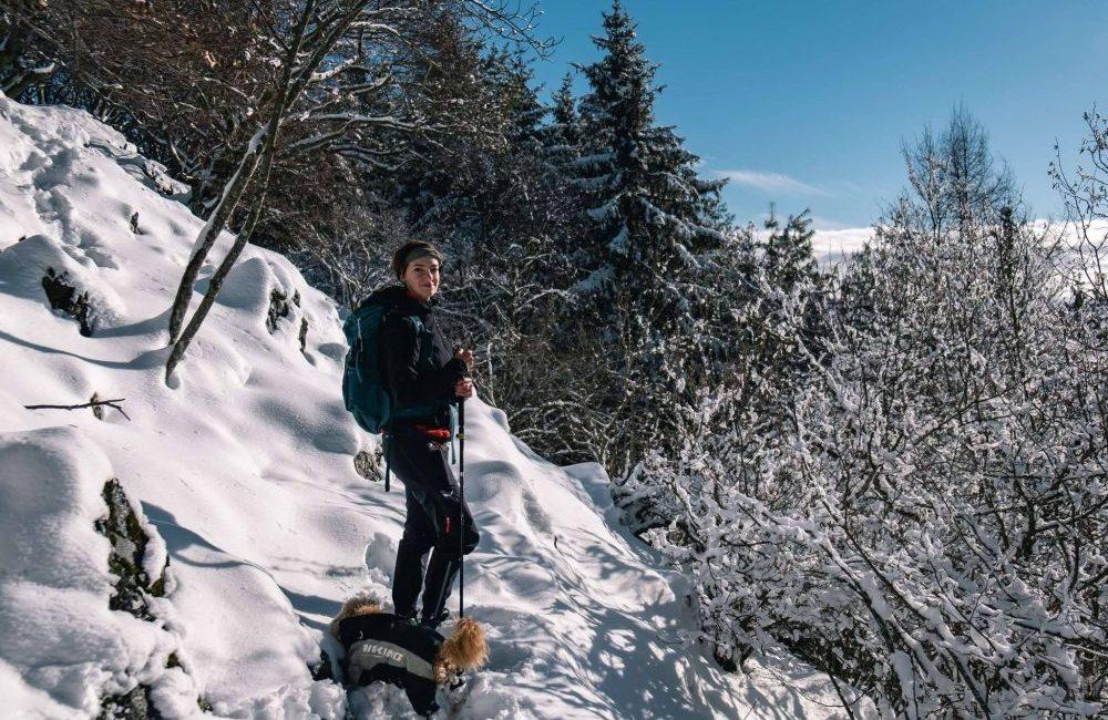 Trekking al Monte Nudo