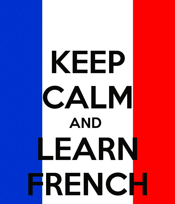 The French you don't learn at school.