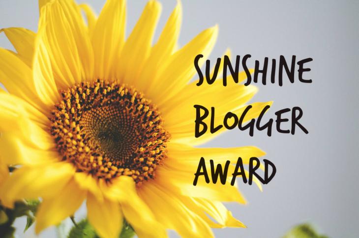 The Sunshine Blogger Award - My Life Living Abroad