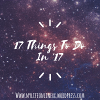 17 Things To Do In '17