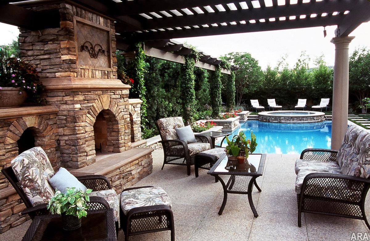 Five Top Trends In Patio Designs on Backyard Patios  id=23882