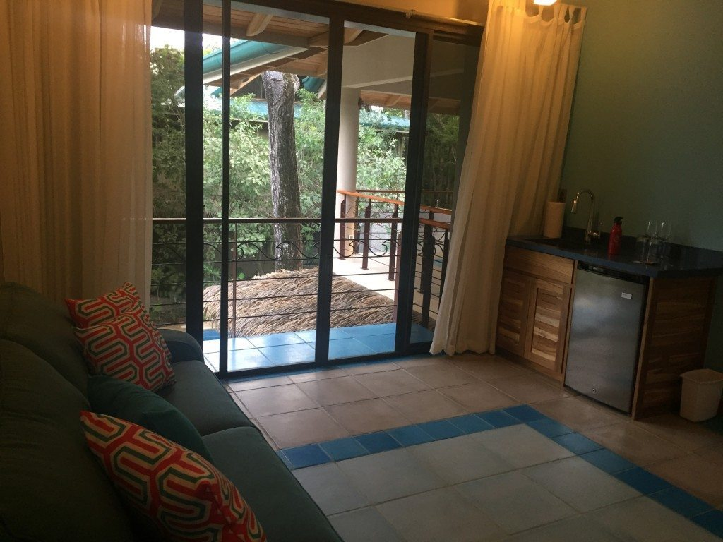 Everything about Olas Verdes hotel was eco-friendly, not to mention awesome!