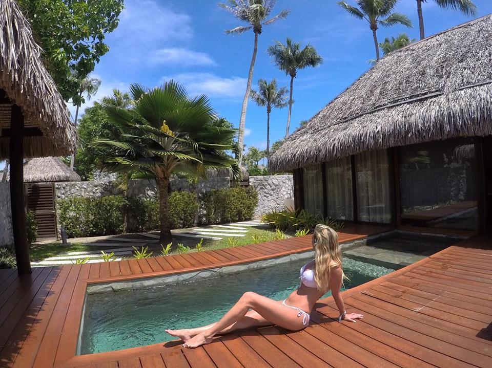 Rangiroa Polinésia Francesa Hotel Kia Ora my