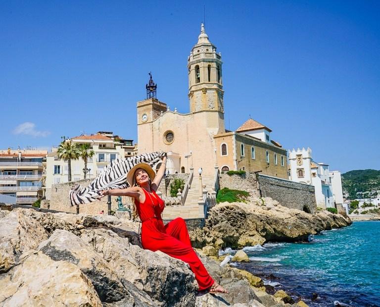Como chegar a Sitges Espanha