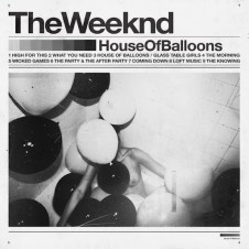 """The Weeknd """"House of Balloons"""" Mixtape"""
