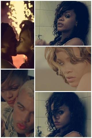 "Rihanna ""We Found Love"" Video"