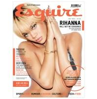 Rihanna for UK's ESQUIRE Magazine